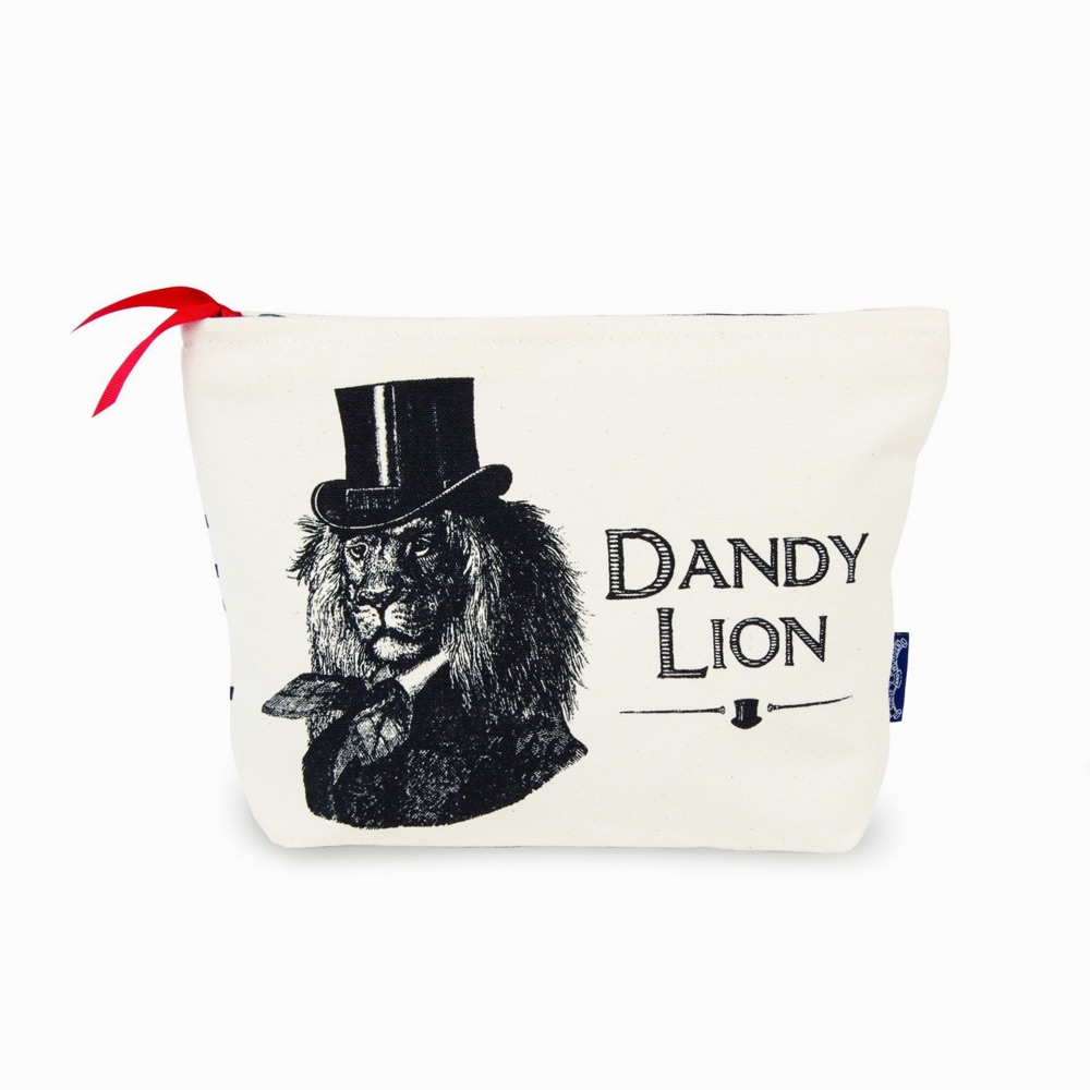 Dandy Lion Wash Bag