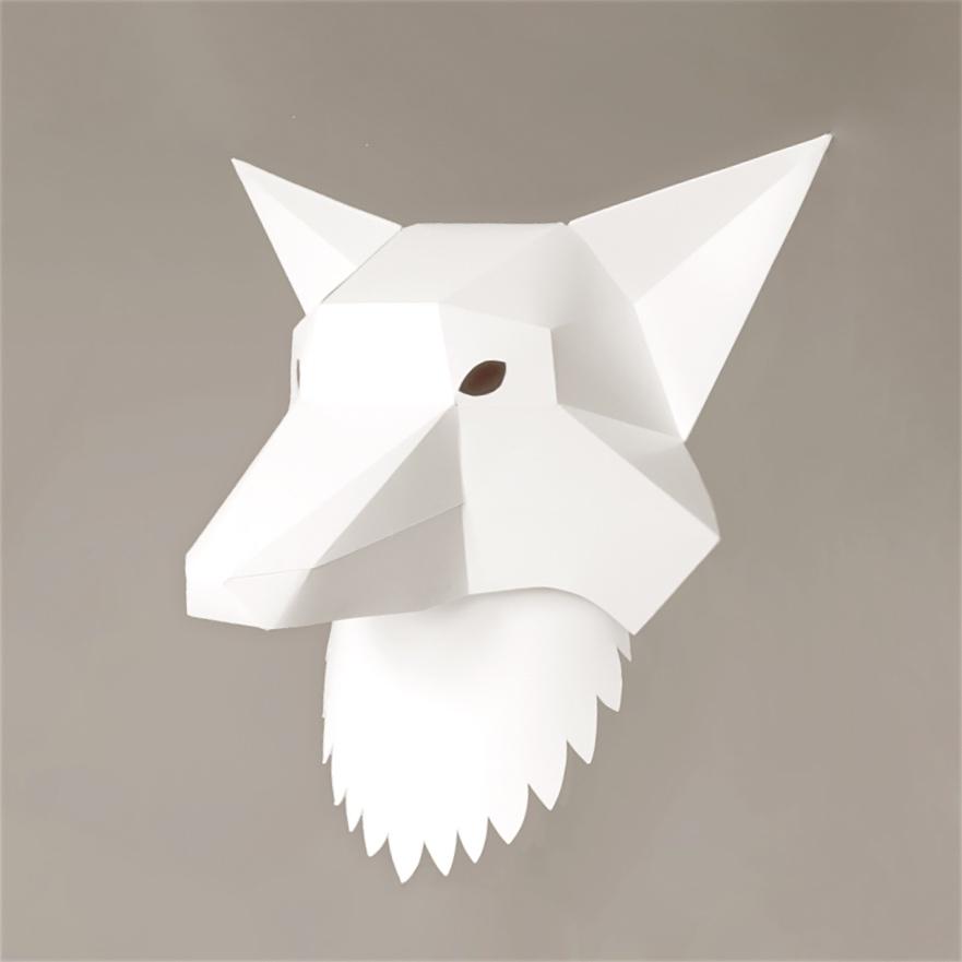 Maska The Fox