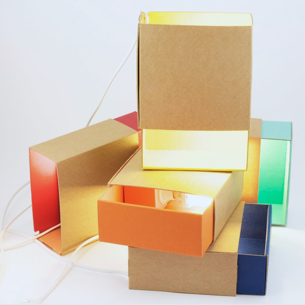 Matchbox Lights – Various Colors