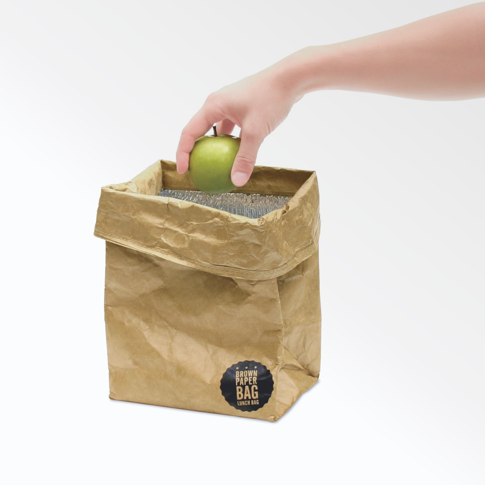 Brown Paper Lunch Bag