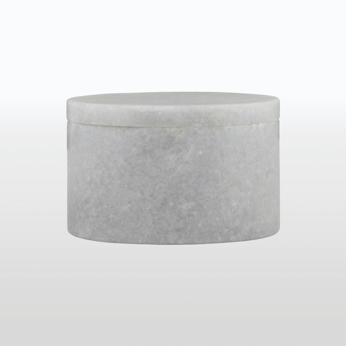 Marble Box White