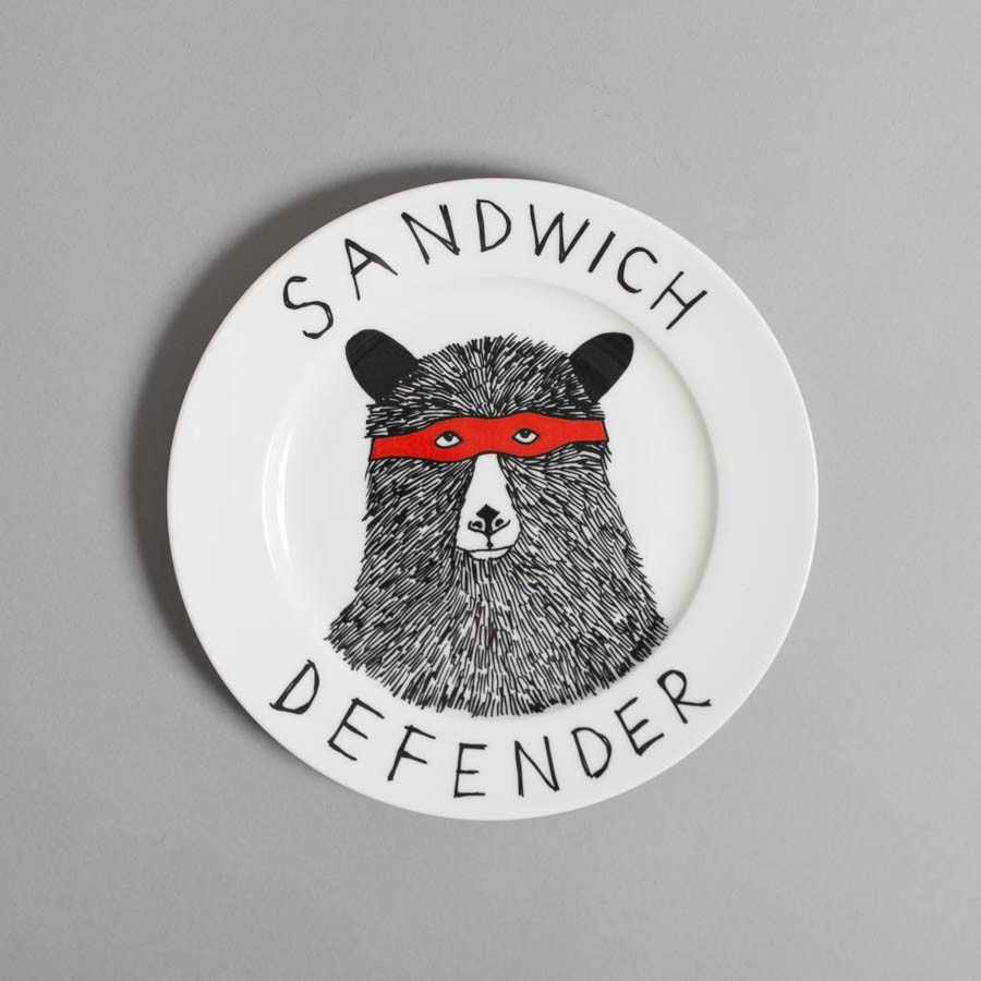 The Sandwich Defender Side Plate