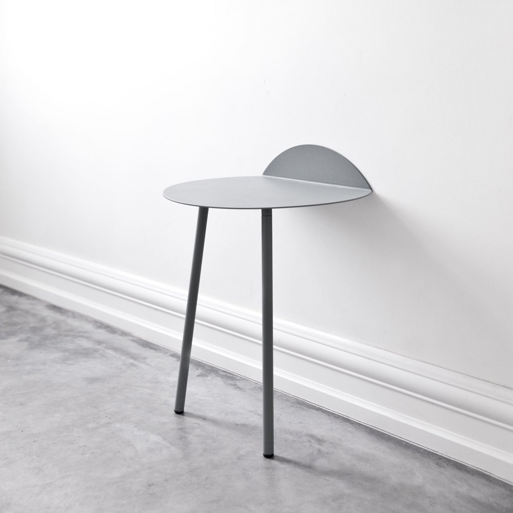 Yeh Wall Table Grey