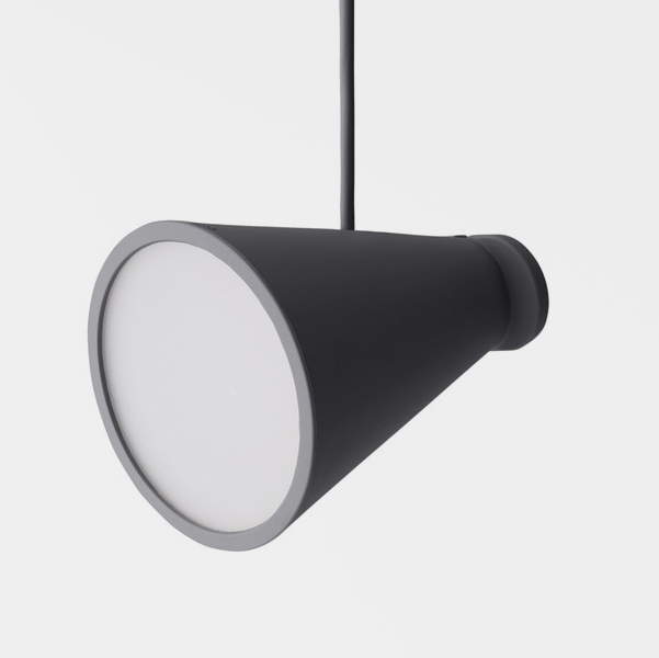 Bollard Lamp Carbon