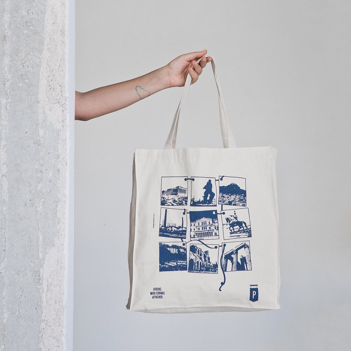 Strings Attached Tote