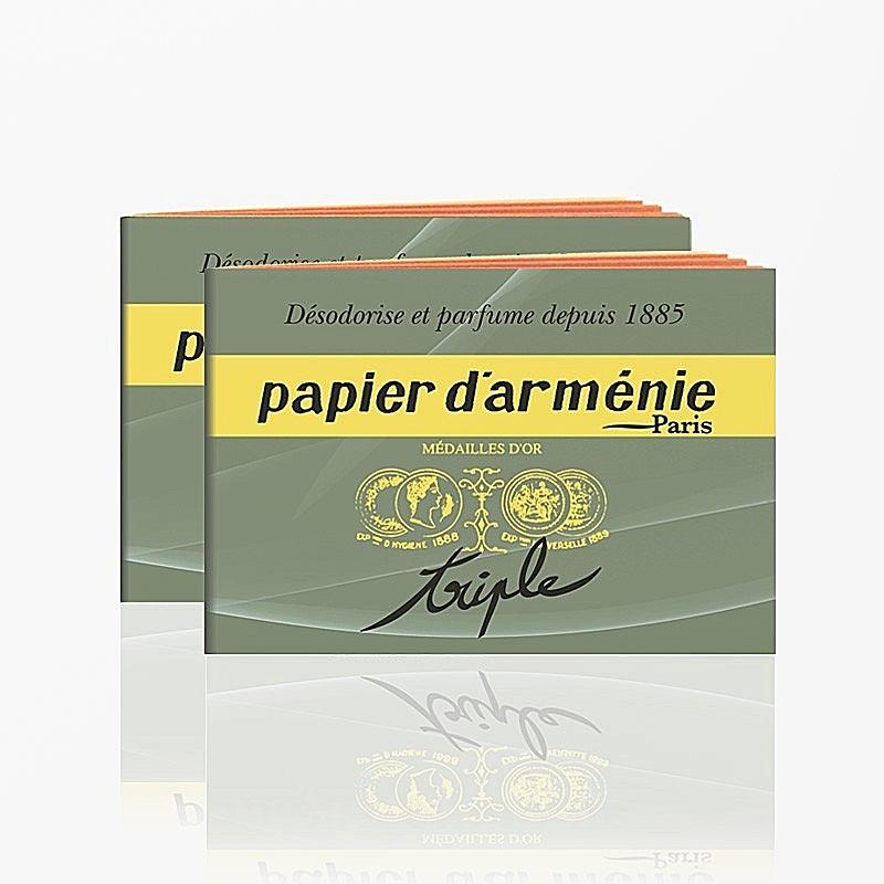 Papier d'Arménie Booklet