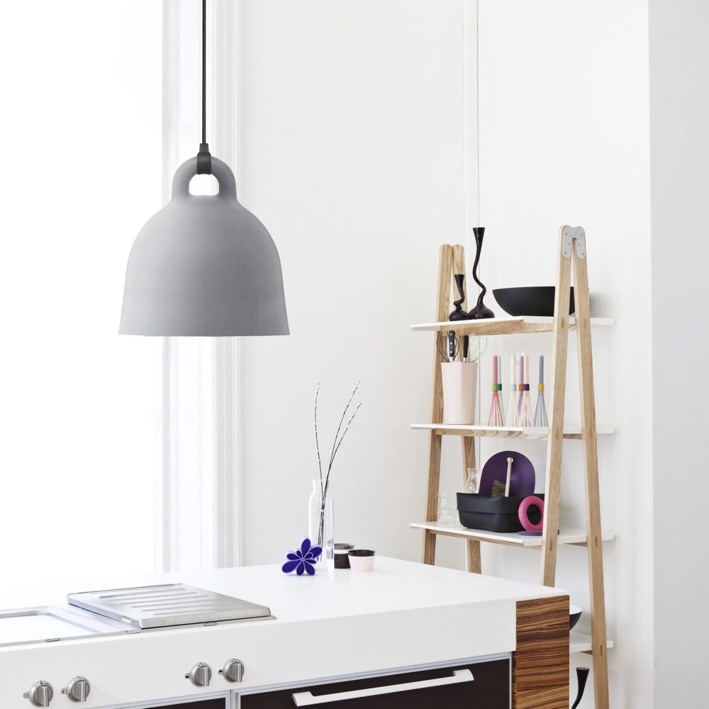 Unike Bell Lamp Grey - Lights - Paraphernalia Athens YX-99