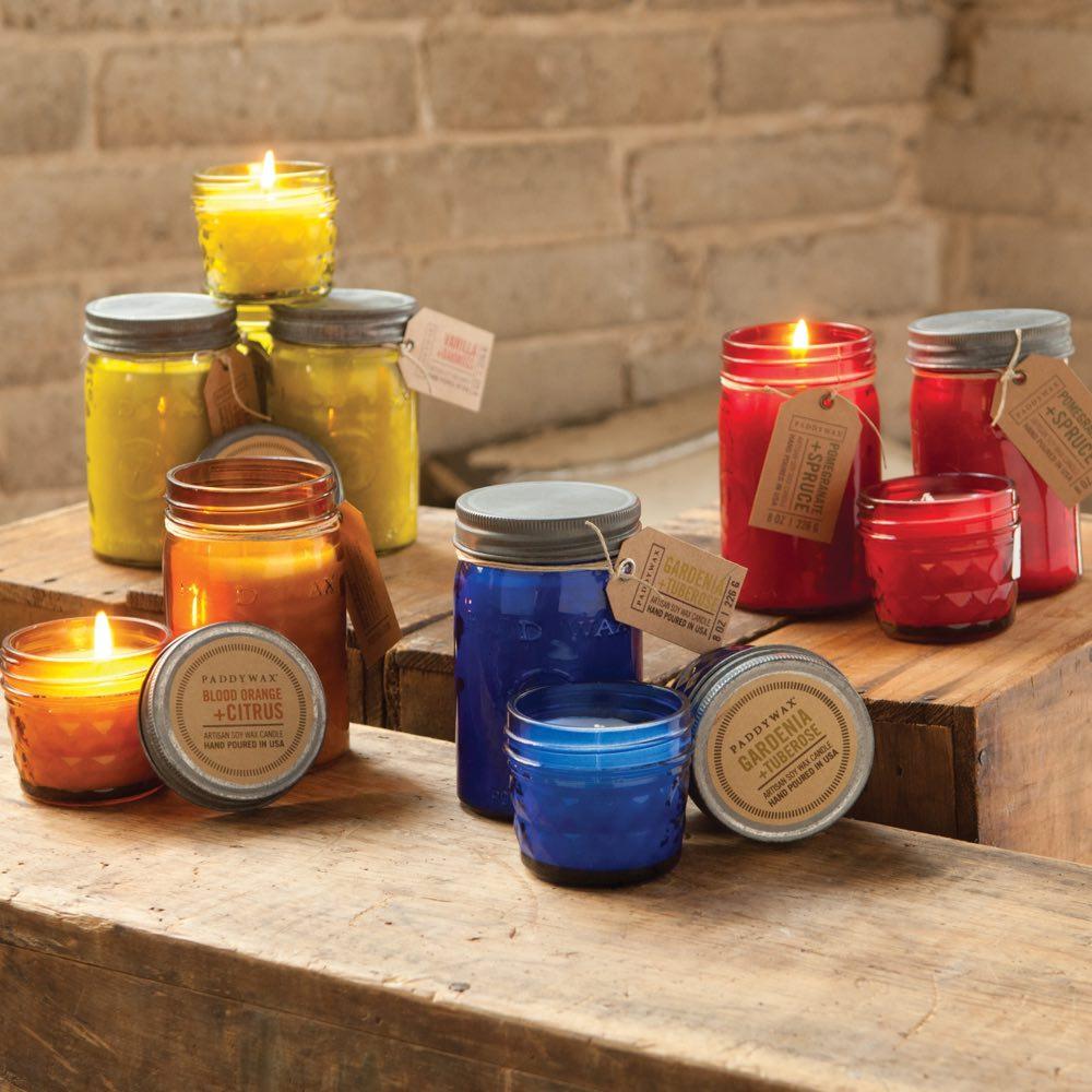 Fresh Fig & Cardamom Relish Jar Candle