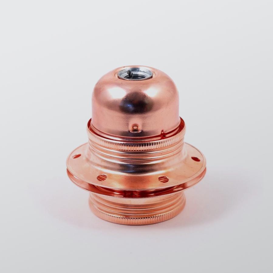 Bulb holder copper