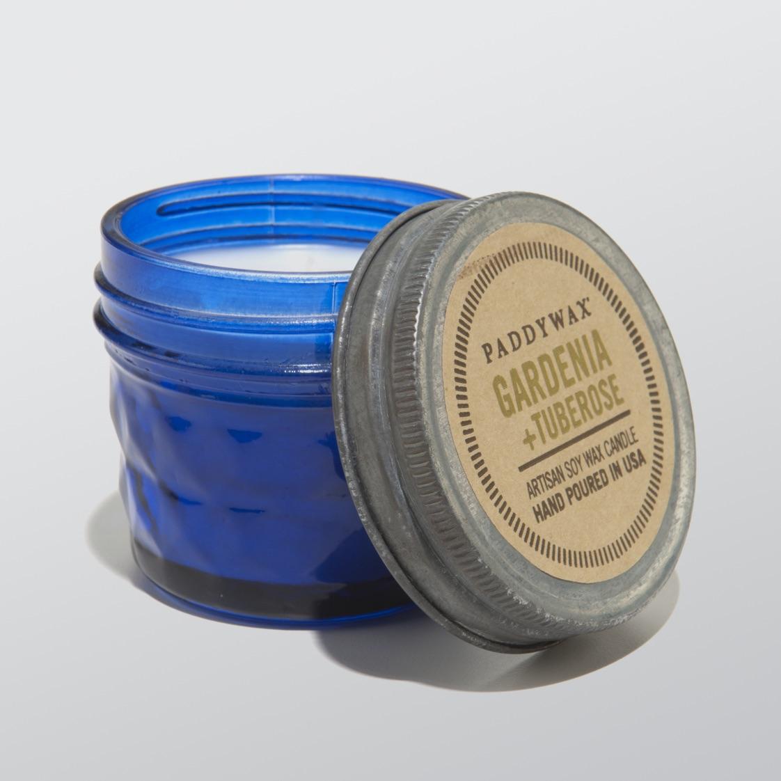 Gardenia & Tuberose Relish Jar Candle