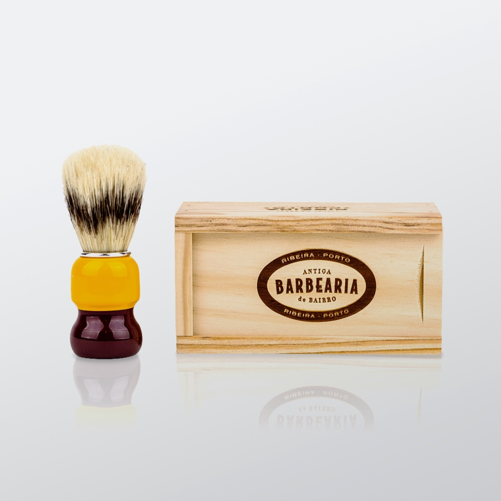 Shaving brush – Gift box