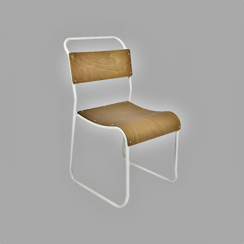 Chelsea chair white