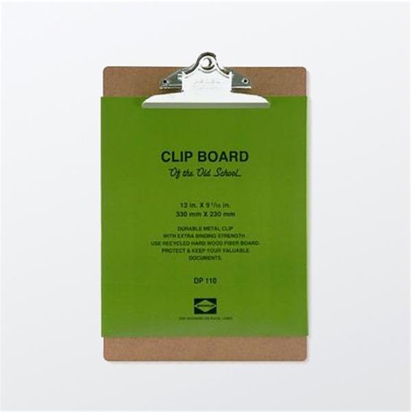 Clipboard A4 Silver
