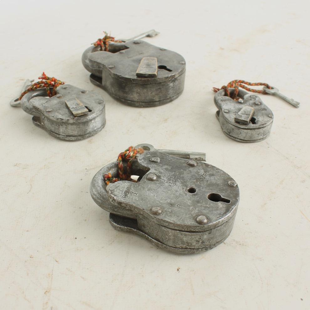 Iron Locks