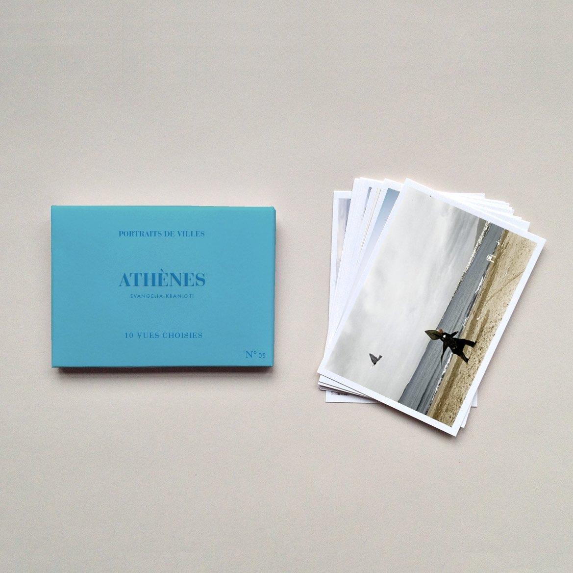 The Vues Choisies – Athènes