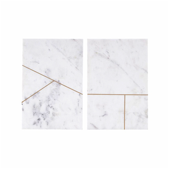 Marble Plate White