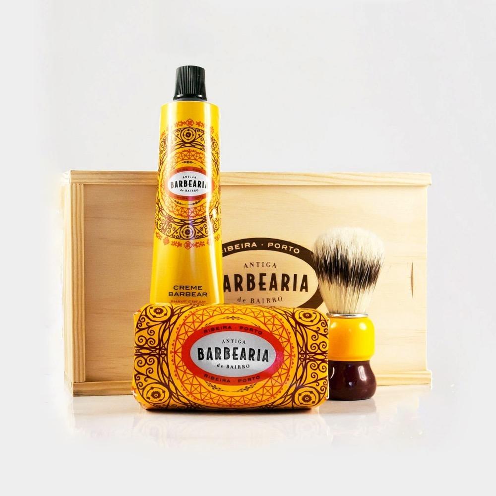 Ribeira do Porto Shaving Coffret