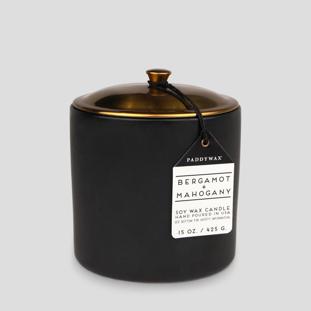 Bergamot & Mahogany Hygge Candle