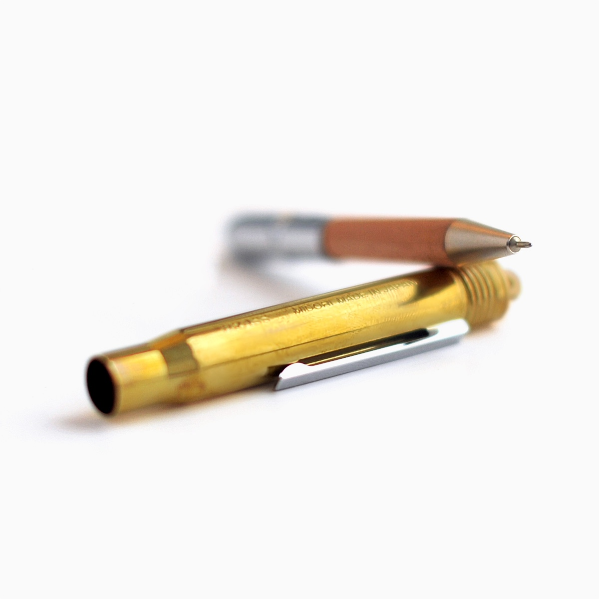 Brass Ball Point Pen Refill