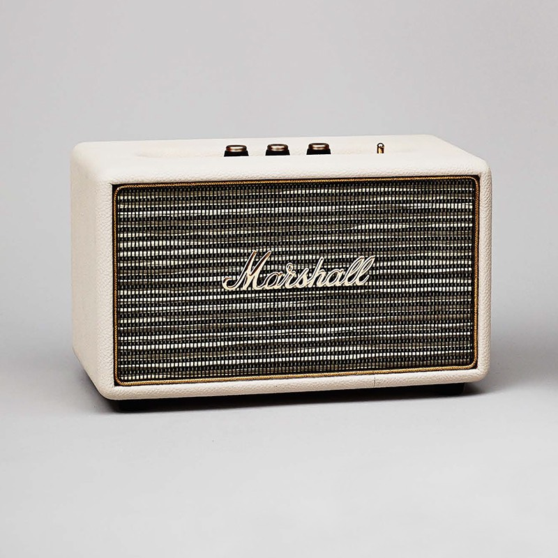 Acton Bluetooth speaker cream