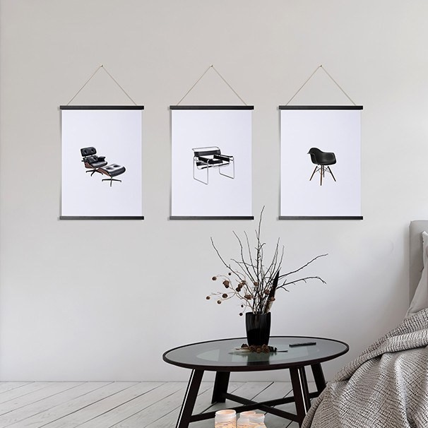 Magnetic Frame Ply Black