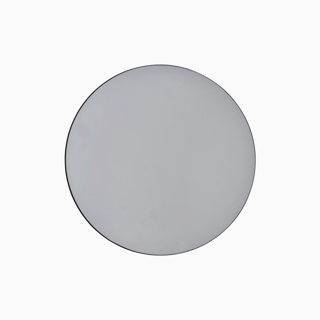 Wall mirror grey