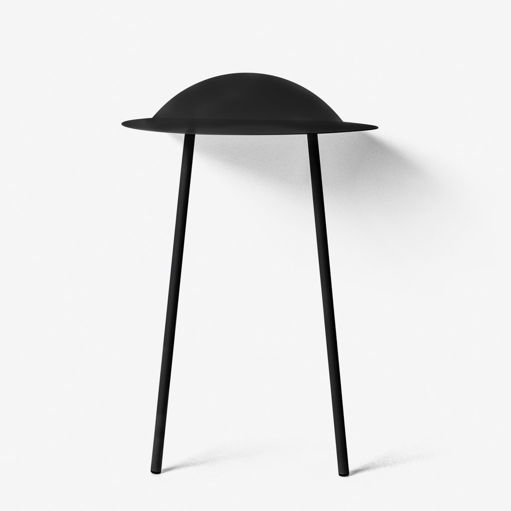 Yeh Wall Table Tall Black