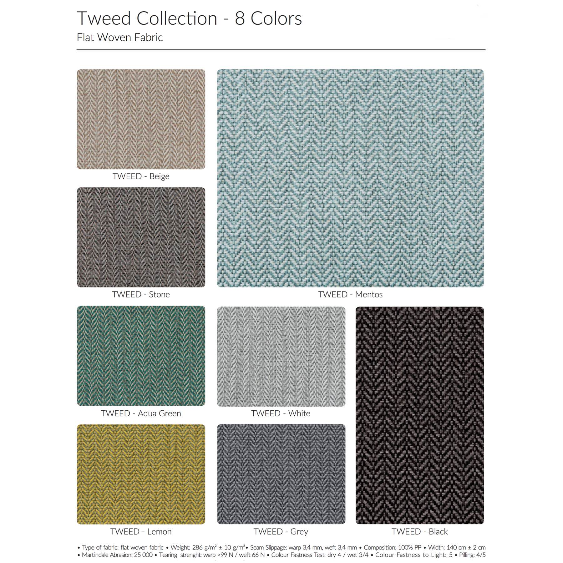 366 Armchair Tweed – Various Colours