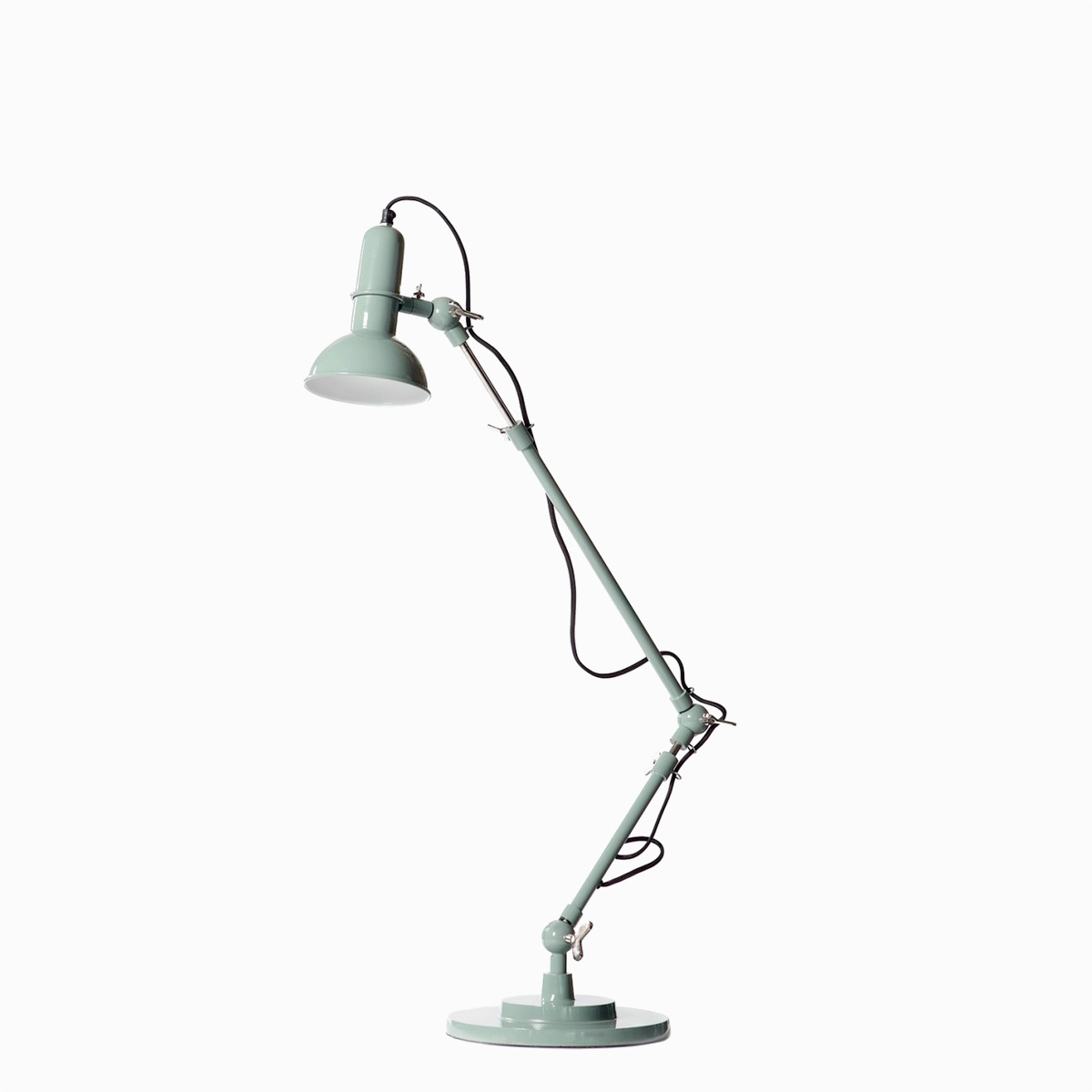 Indu Table Lamp Vintage Green