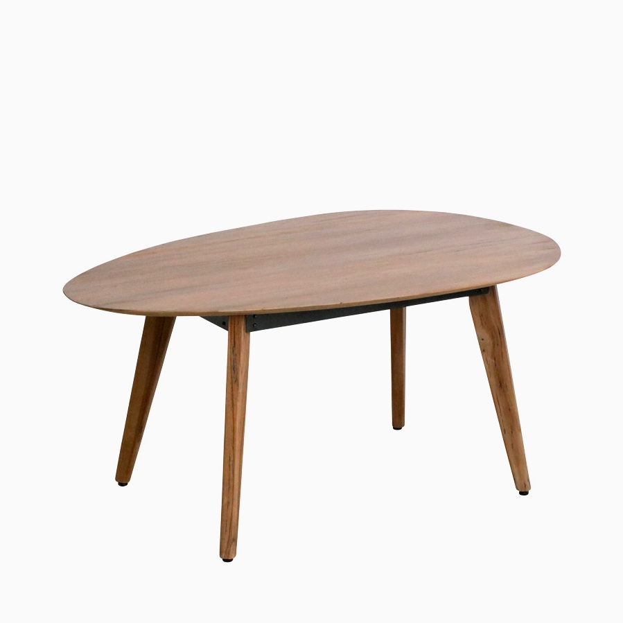Egg Teak table
