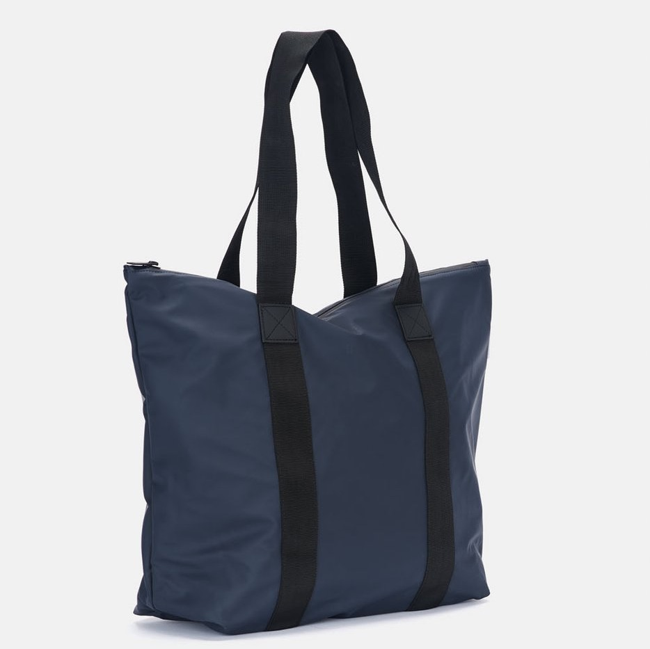 Rains Tote Blue XL