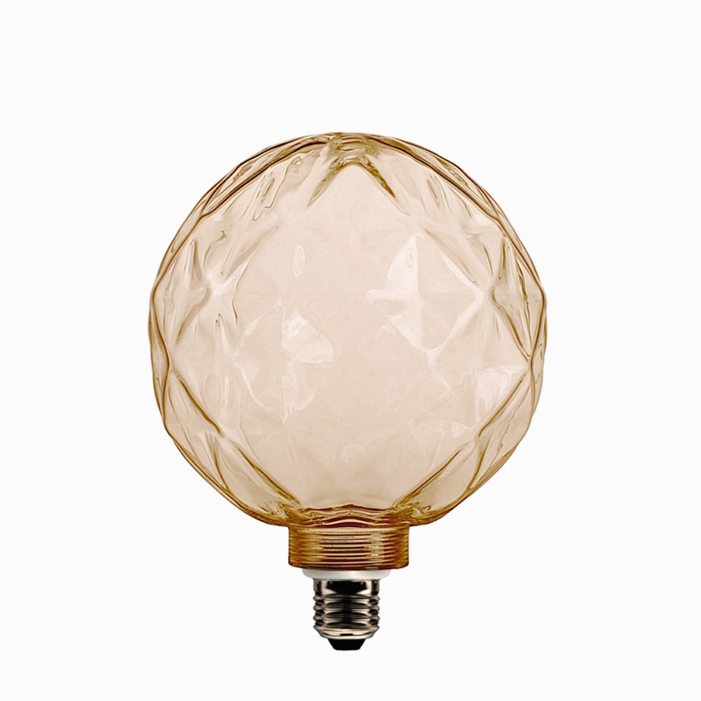 Concave amber light