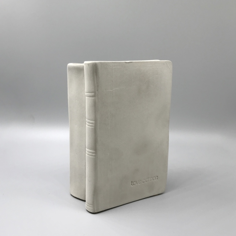 Concrete Bookrest