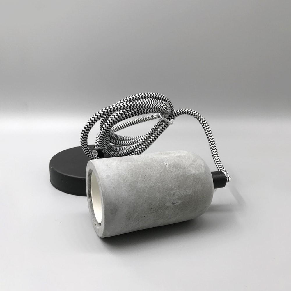 Concrete Pendant