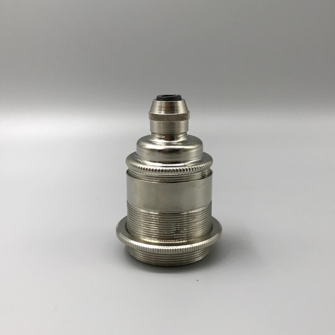 Single Ring Nickel Bulb holder