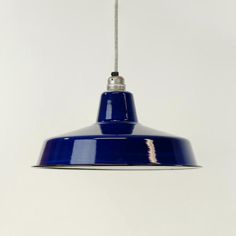 Enamel Shade Deep Blue