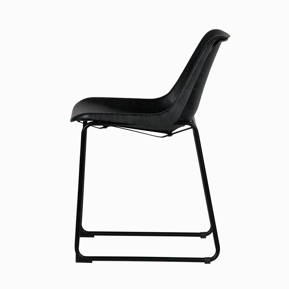 Rough Chair Black