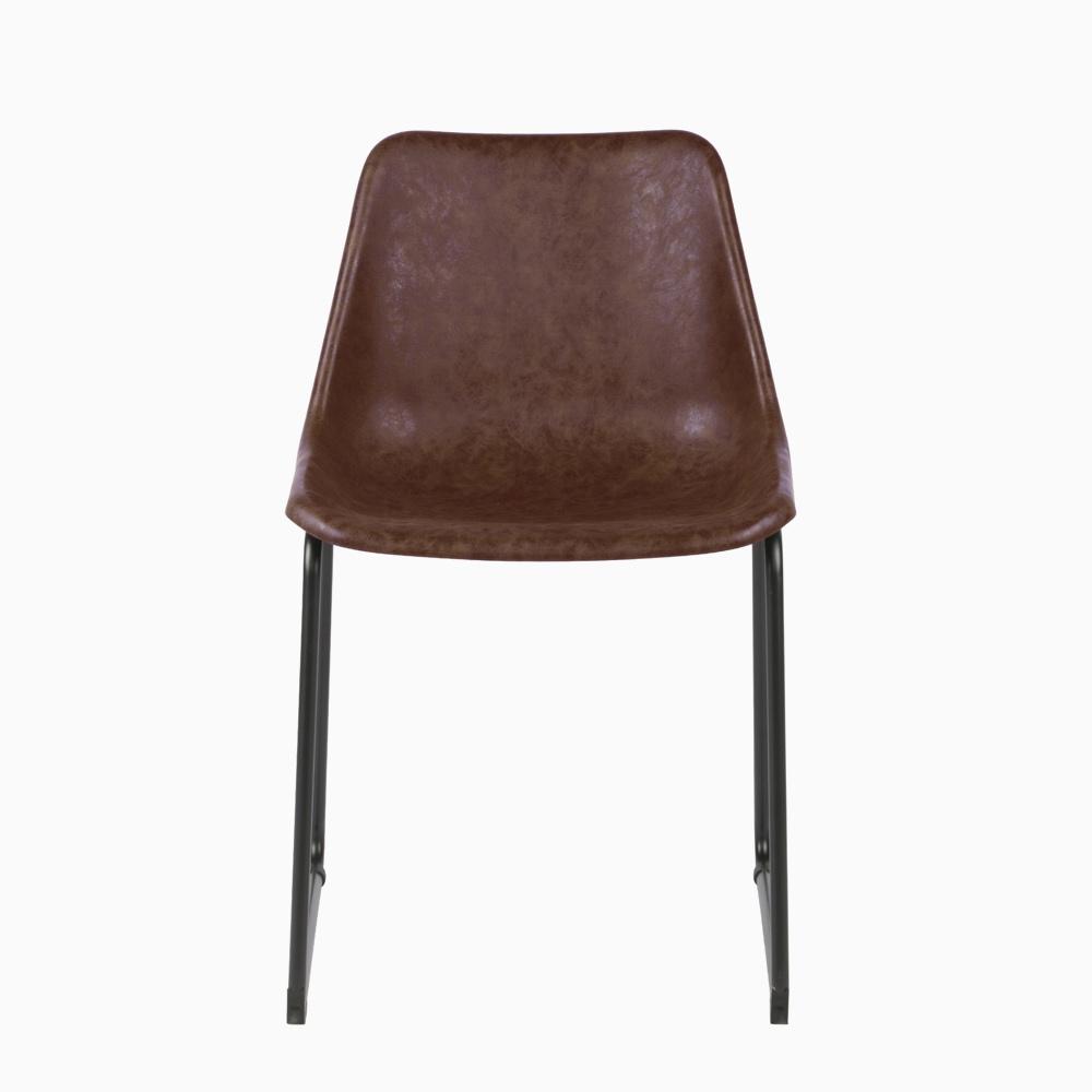 Rough Chair Brown