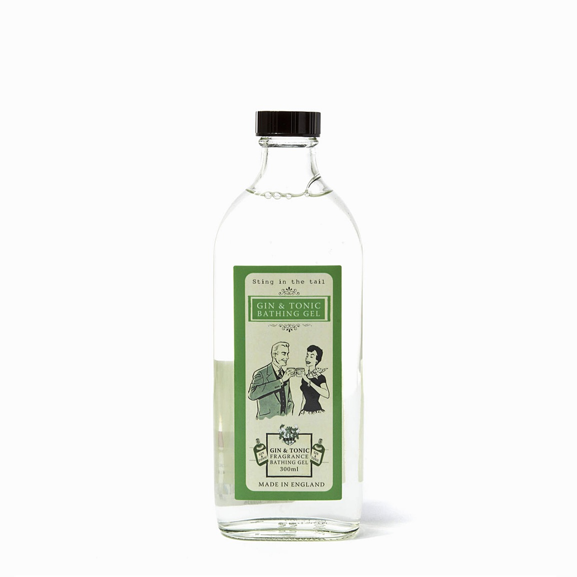 Gin & Tonic Bathing Gel