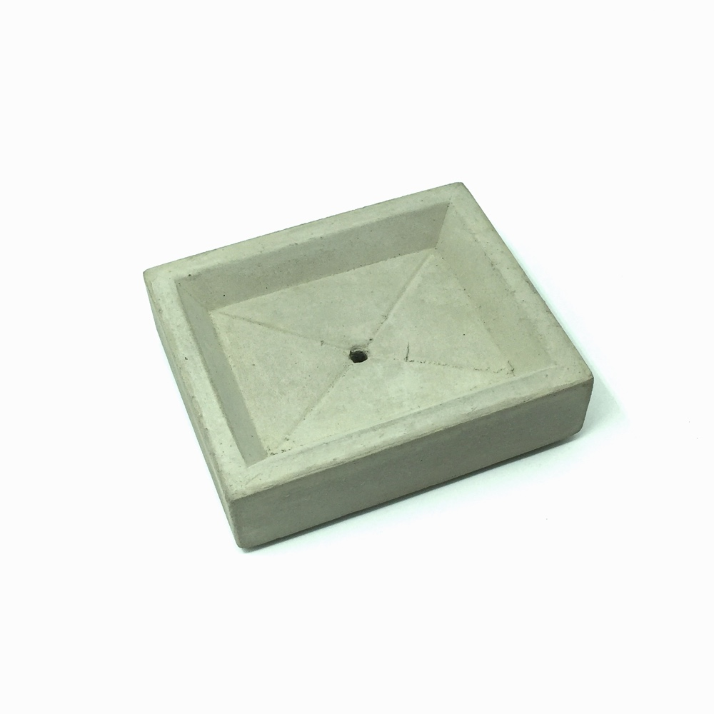 Concrete Soap Dish
