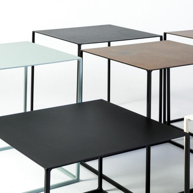 Coffee Cube Table