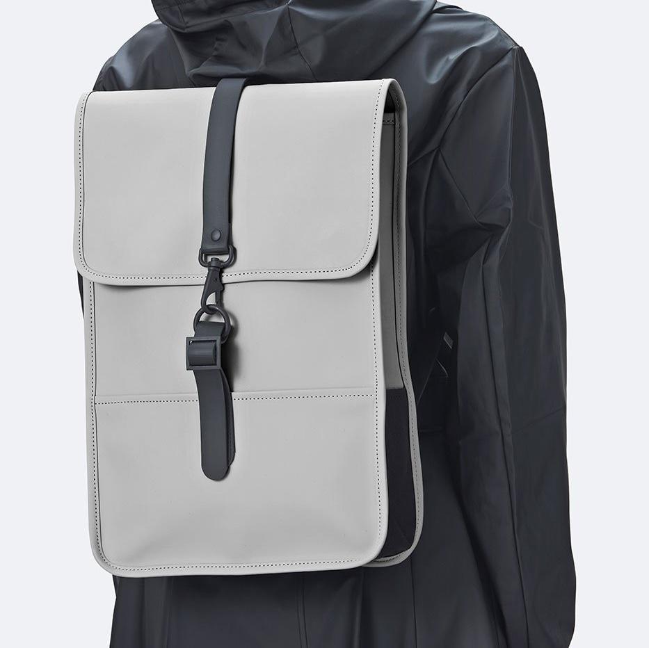 Rains Backpack Mini Stone