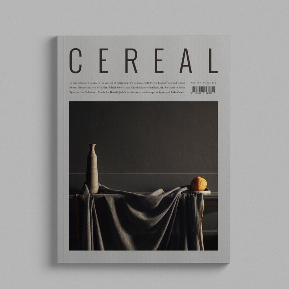 Cereal Vol. 16