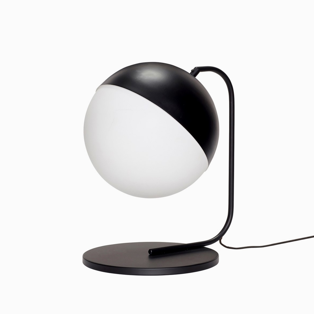 B&W Table Lamp