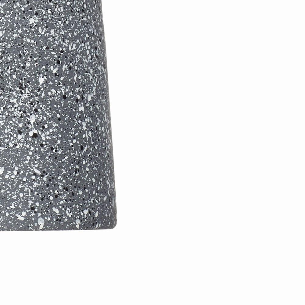 Terrazzo Grey Pendant
