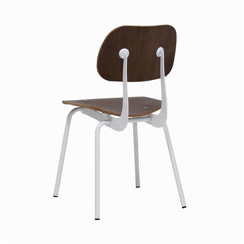 Detention Chair White
