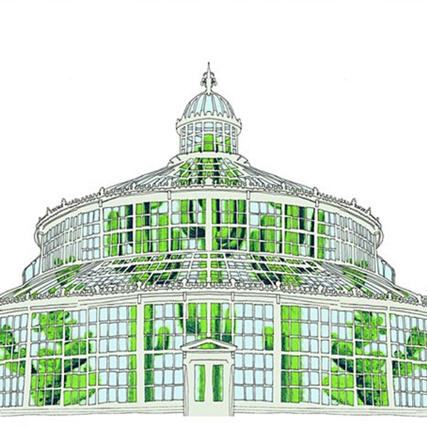 Palm House Copenhagen Building