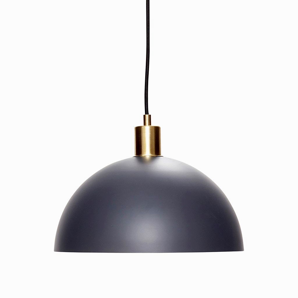 Pendant Light Dark Grey