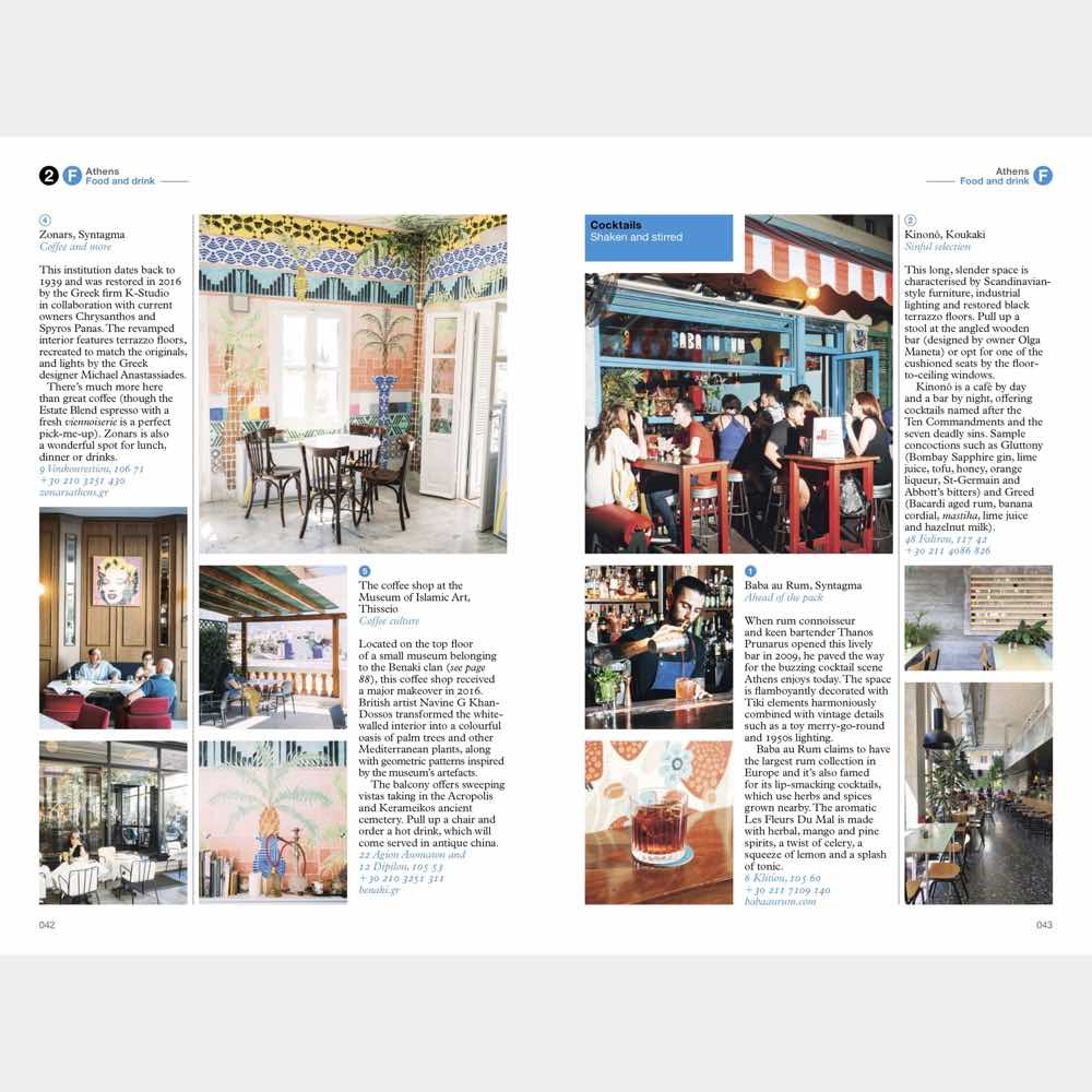 The Monocle Travel Guide: Athens