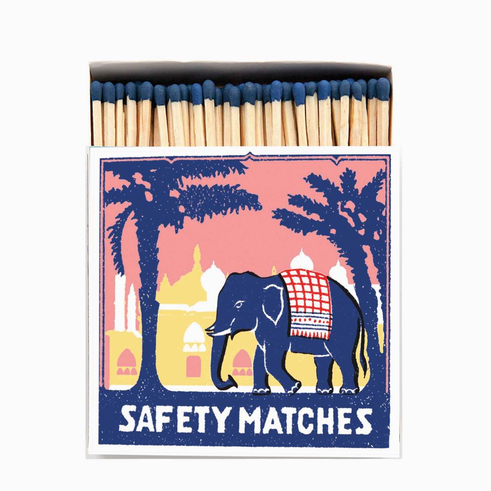 Pink Elephant Luxury Matches